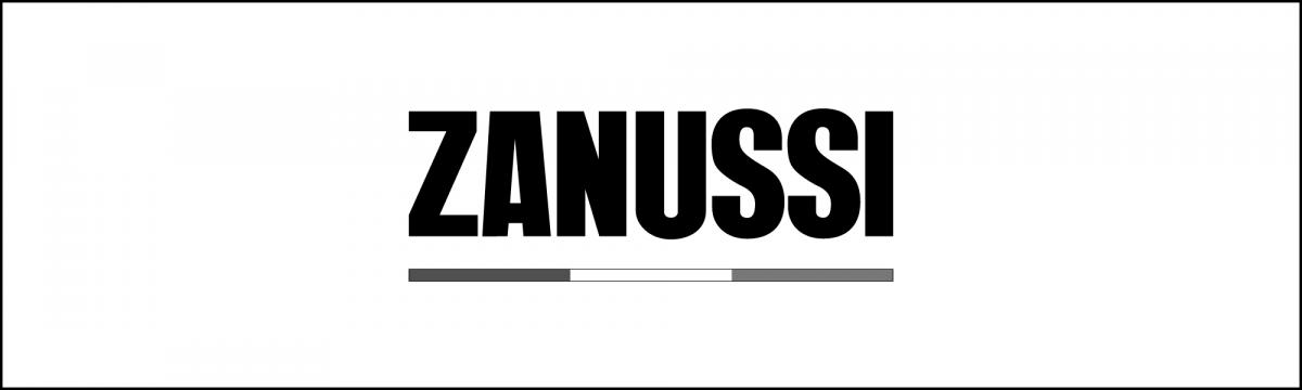 Zanussi Greyscale Logo