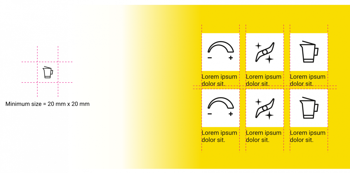 Product icons example 2