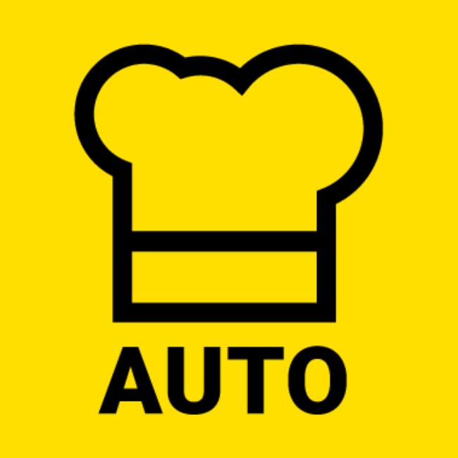 Auto cook icon