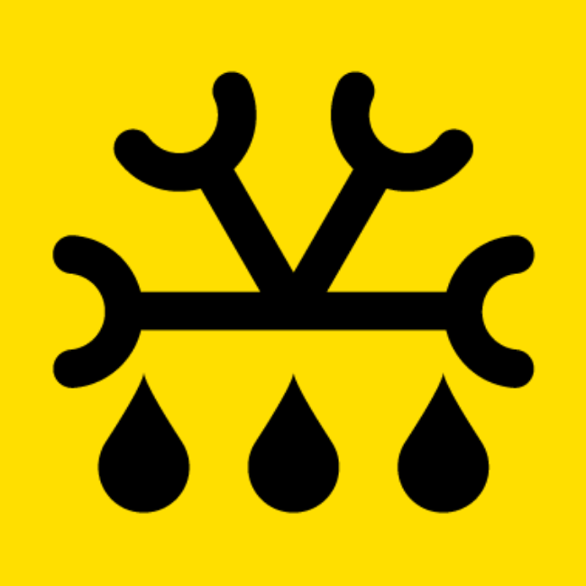 Defrost icon